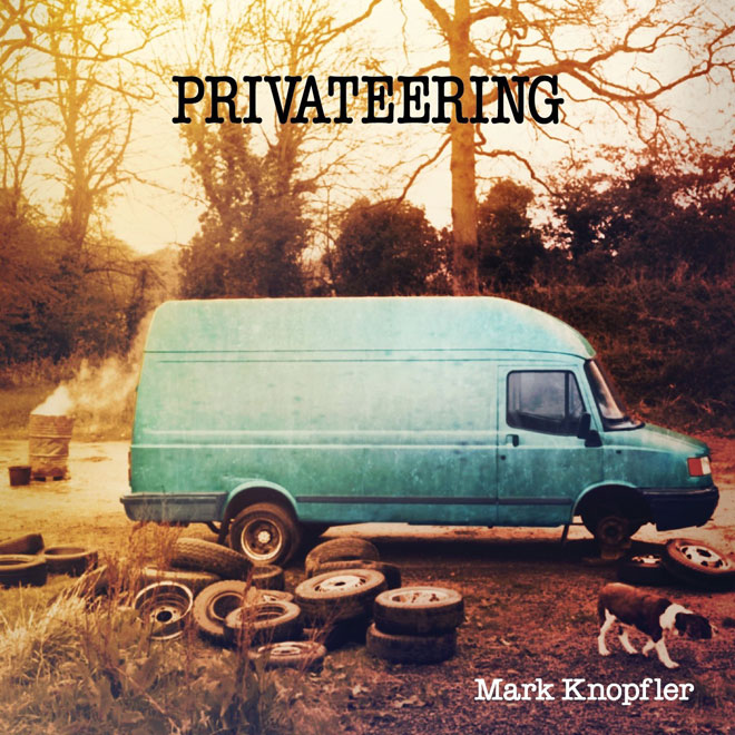 Mark Knopfler - Privateering (Full Album)